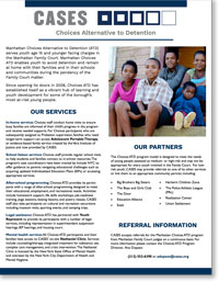 Bronx & Manhattan Choices ATD One-Pager